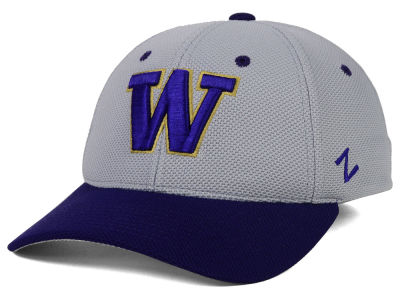 Washington Huskies Zephyr NCAA Athlete Flex Hat