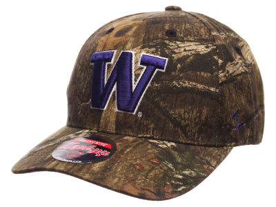 Washington Huskies Zephyr NCAA FullDraw Hat