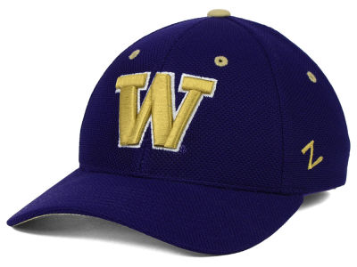 Washington Huskies Zephyr NCAA Pursuit Flex Hat