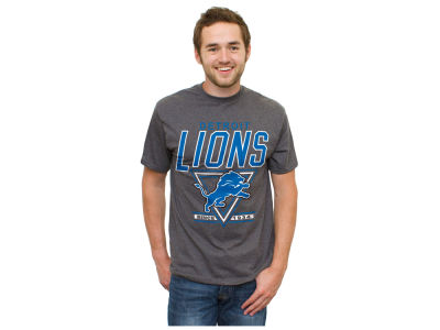 Detroit Lions NFL Men's Triple Threat T-Shirt
