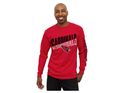 Arizona Cardinals NFL Men's Top Shelf Long Sleeve T-Shirt