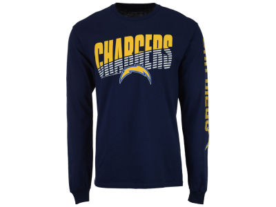 San Diego Chargers NFL Men's Top Shelf Long Sleeve T-Shirt