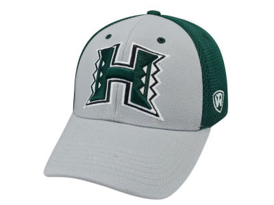 Hawaii Warriors Top of the World NCAA Albatross 2 Cap