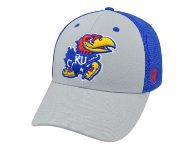 Kansas Jayhawks Top of the World NCAA Albatross 2 Cap