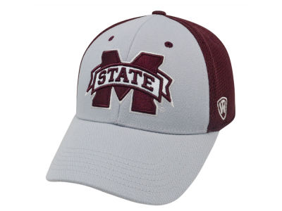 Mississippi State Bulldogs Top of the World NCAA Albatross 2 Cap