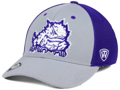Texas Christian Horned Frogs Top of the World NCAA Albatross 2 Cap