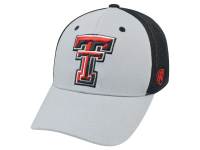 Texas Tech Red Raiders Top of the World NCAA Albatross 2 Cap