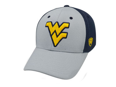 West Virginia Mountaineers Top of the World NCAA Albatross 2 Cap