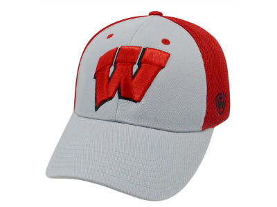 Wisconsin Badgers Top of the World NCAA Albatross 2 Cap