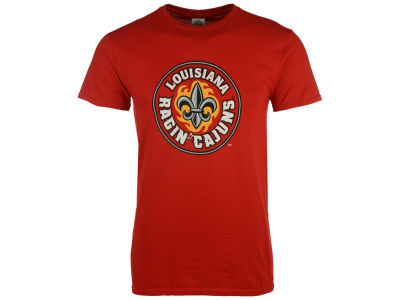 Louisiana Ragin' Cajuns 2 for $28 NCAA Men's Big Logo T-Shirt