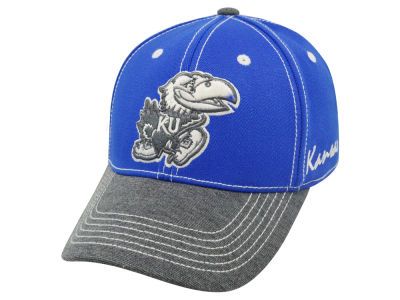 Kansas Jayhawks Top of the World NCAA High Post Cap