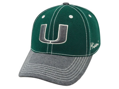 Miami Hurricanes Top of the World NCAA High Post Cap