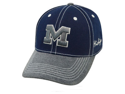 Michigan Wolverines Top of the World NCAA High Post Cap