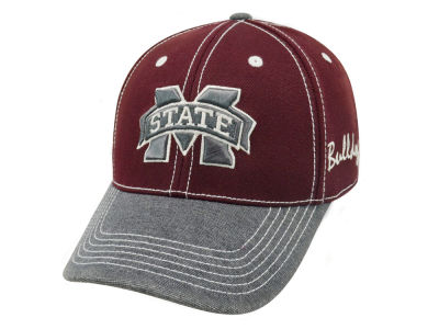 Mississippi State Bulldogs Top of the World NCAA High Post Cap