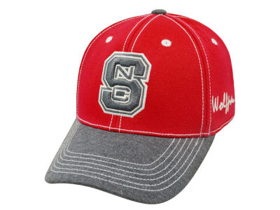 North Carolina State Wolfpack Top of the World NCAA High Post Cap