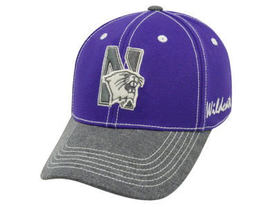Northwestern Wildcats Top of the World NCAA High Post Cap