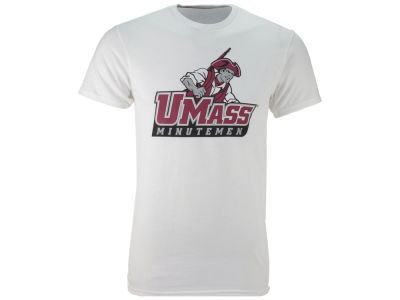 Massachusetts Minutemen NCAA 2 for $28 NCAA Men's Big Logo T-Shirt