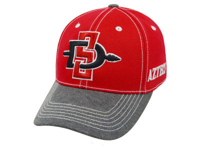 San Diego State Aztecs Top of the World NCAA High Post Cap