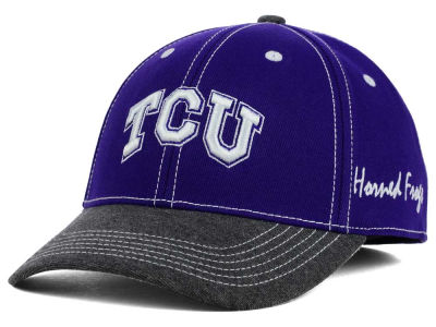 Texas Christian Horned Frogs Top of the World NCAA High Post Cap