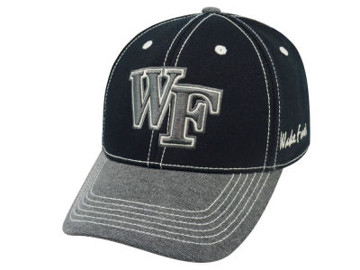 Wake Forest Demon Deacons Top of the World NCAA High Post Cap