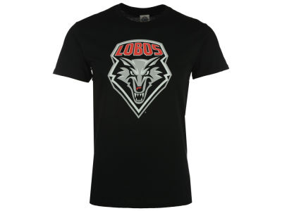 New Mexico Lobos NCAA Men's Big Logo T-Shirt