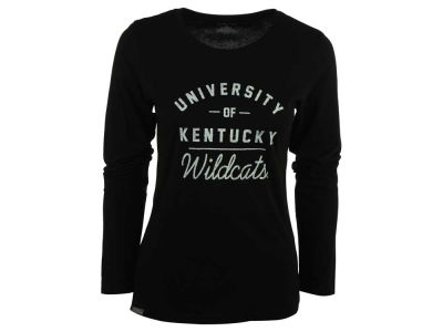 Kentucky Wildcats NCAA Women's Arch Script Piper Long Sleeve T-Shirt