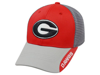 Georgia Bulldogs Top of the World NCAA Dugout 2 Cap