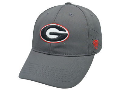 Georgia Bulldogs Top of the World NCAA Jock 2 Cap