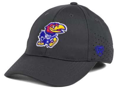 Kansas Jayhawks Top of the World NCAA Jock 2 Cap