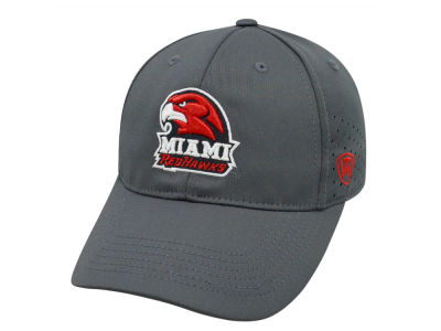 Miami (Ohio) Redhawks Top of the World NCAA Jock 2 Cap
