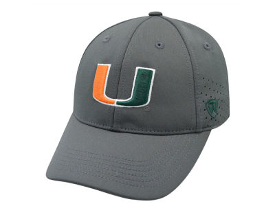 Miami Hurricanes Top of the World NCAA Jock 2 Cap