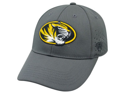 Missouri Tigers Top of the World NCAA Jock 2 Cap