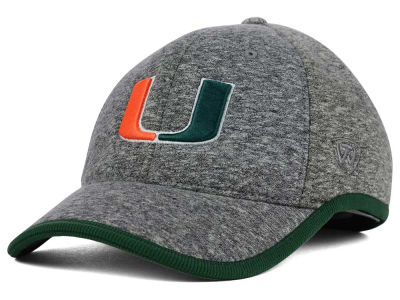 Miami Hurricanes Top of the World NCAA Scrum Flex Cap