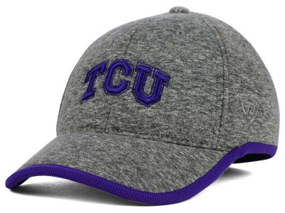 Texas Christian Horned Frogs Top of the World NCAA Scrum Flex Cap