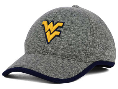 West Virginia Mountaineers Top of the World NCAA Scrum Flex Cap