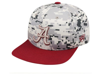 Alabama Crimson Tide Top of the World NCAA Keen Snapback Cap