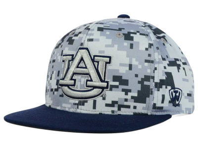 Auburn Tigers Top of the World NCAA Keen Snapback Cap