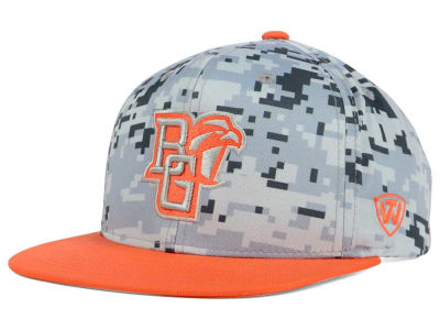 Bowling Green Falcons Top of the World NCAA Keen Snapback Cap
