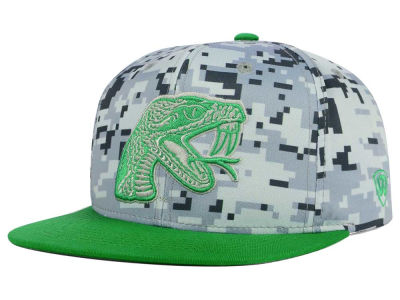 Florida A&M Rattlers Top of the World NCAA Keen Snapback Cap