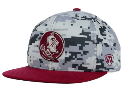 Florida State Seminoles Top of the World NCAA Keen Snapback Cap