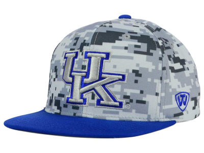Kentucky Wildcats Top of the World NCAA Keen Snapback Cap