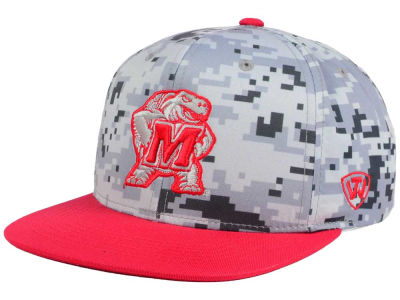 Maryland Terrapins Top of the World NCAA Keen Snapback Cap