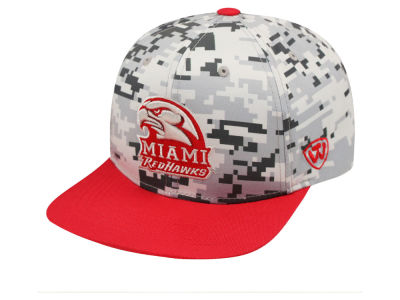 Miami (Ohio) Redhawks Top of the World NCAA Keen Snapback Cap