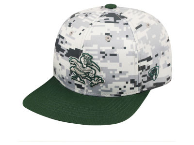 Miami Hurricanes Top of the World NCAA Keen Snapback Cap