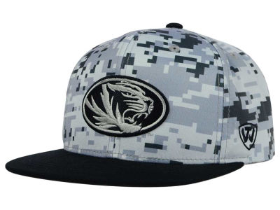 Missouri Tigers Top of the World NCAA Keen Snapback Cap