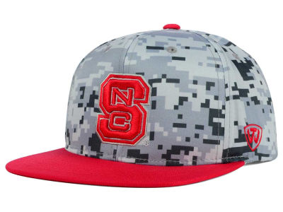 North Carolina State Wolfpack Top of the World NCAA Keen Snapback Cap