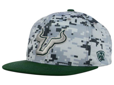 South Florida Bulls Top of the World NCAA Keen Snapback Cap