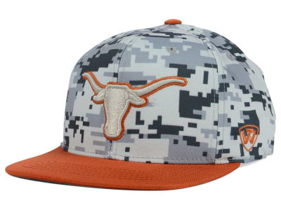 Texas Longhorns Top of the World NCAA Keen Snapback Cap