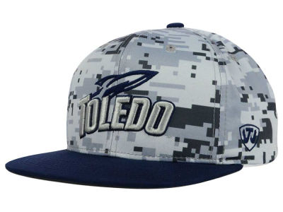 Toledo Rockets Top of the World NCAA Keen Snapback Cap