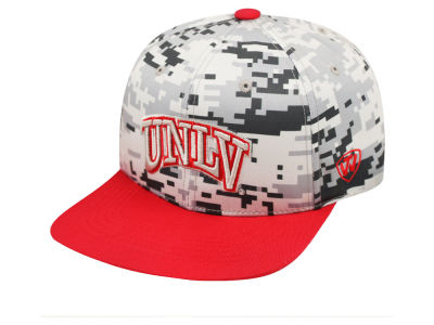 UNLV Runnin Rebels Top of the World NCAA Keen Snapback Cap